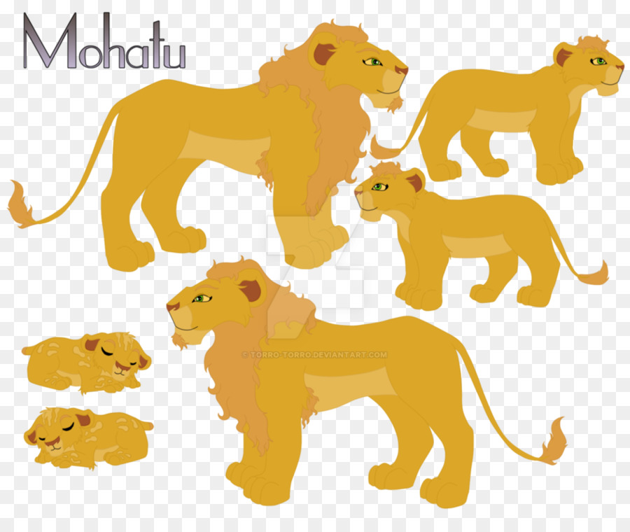 Dog And Cat png download - 979*816 - Free Transparent Lion