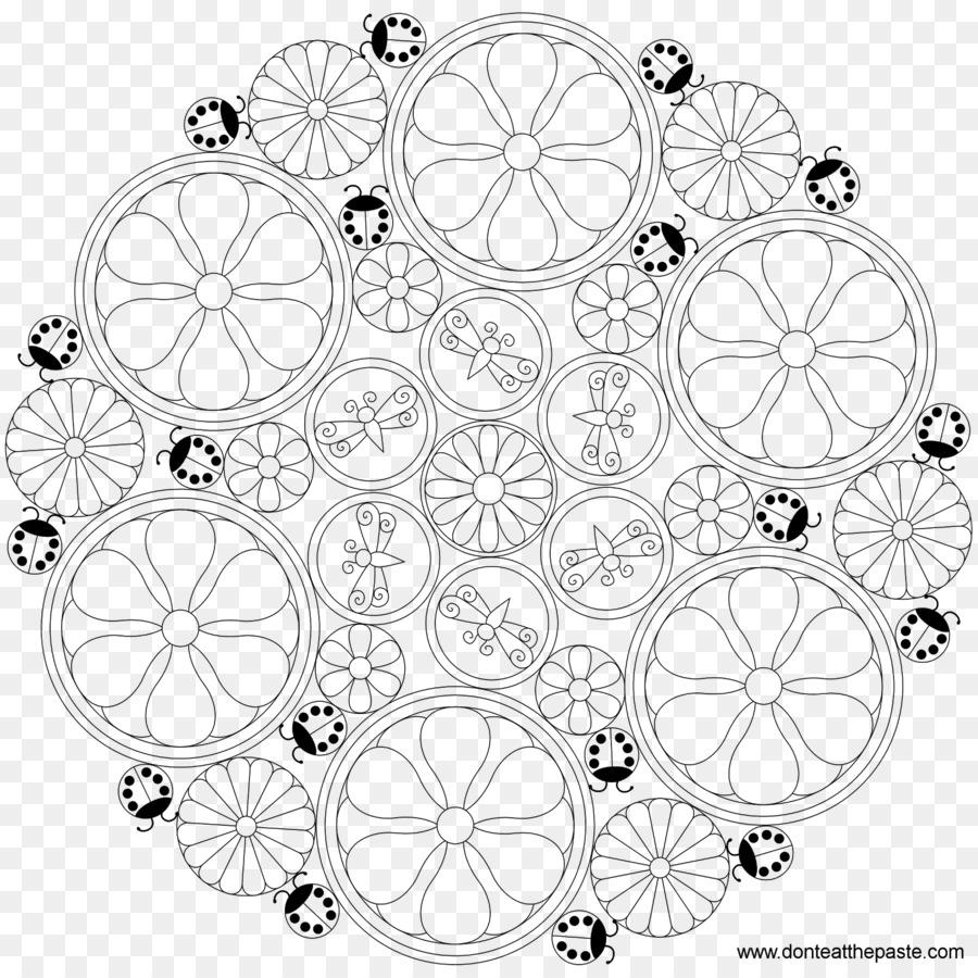 Libro para colorear de La Mandala del Libro: Patrones del Universo ...