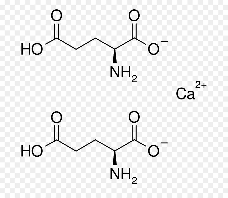 Glutaminsäure Kalziumdiglutamat Aminosäure Chemische