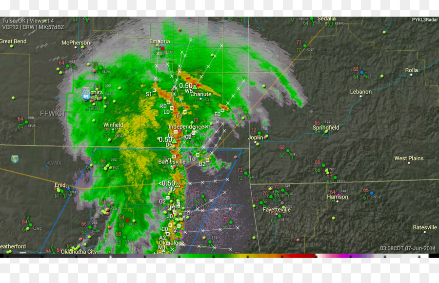NEXRAD Terminal Doppler Weather Radar National Weather Service ...