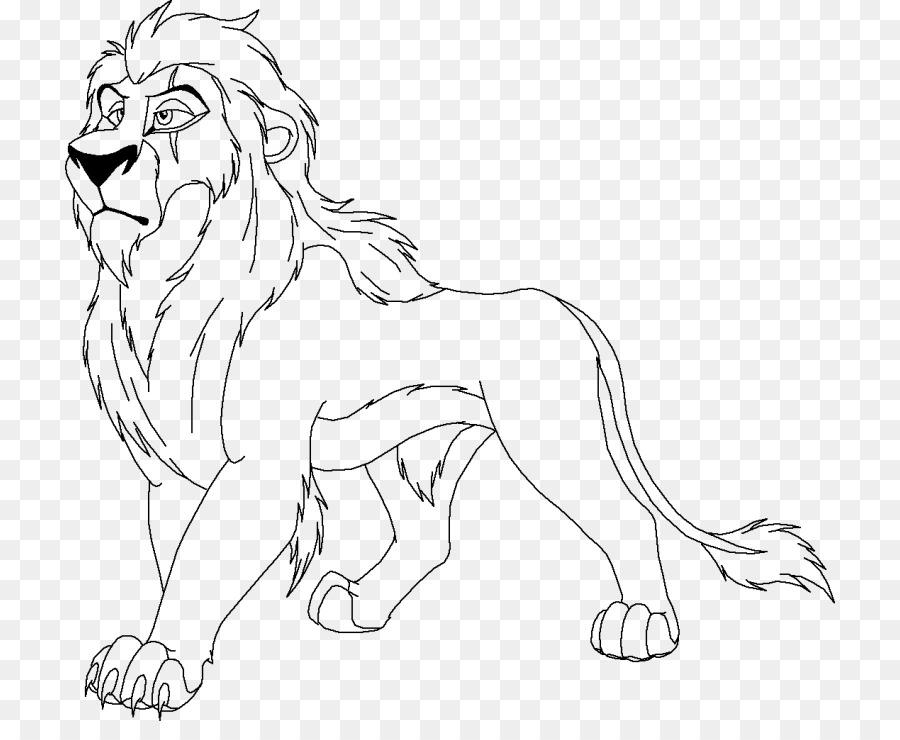 Scar Simba Mufasa Nala Sarabi - Scar png download - 770*721 - Free ...