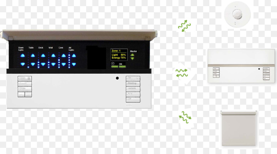 Lighting control system Lutron Electronics Company Security Alarms ...