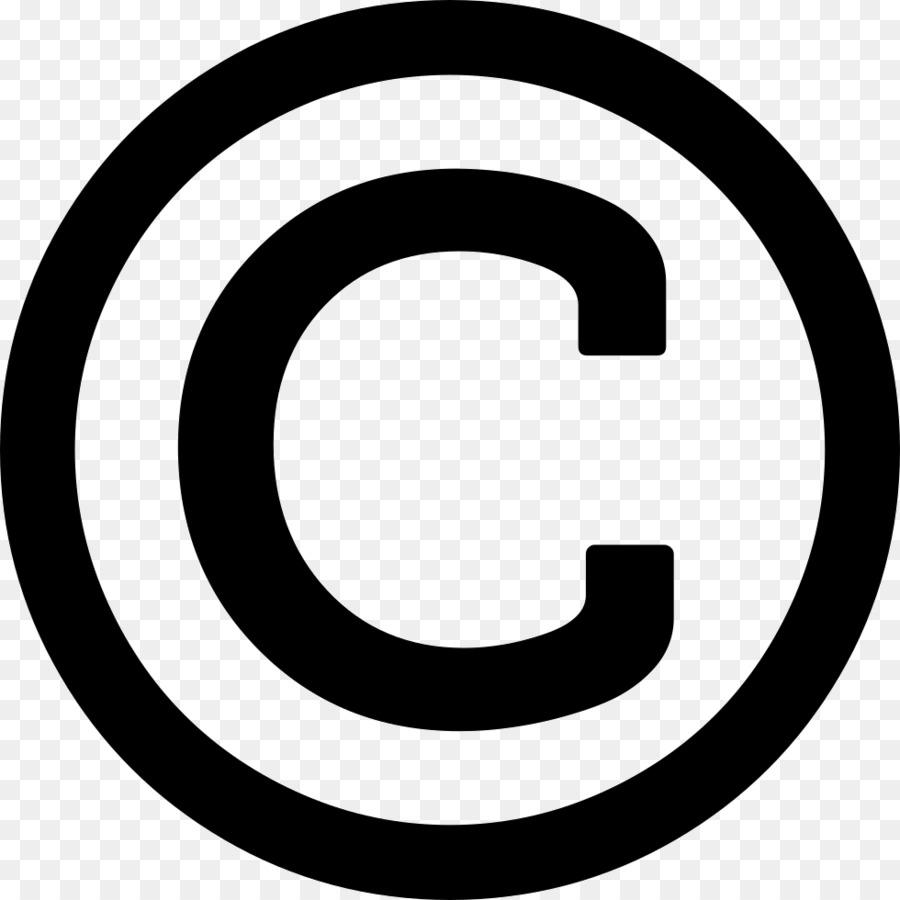 Copyright Symbol All Rights Reserved Registered Trademark Symbol