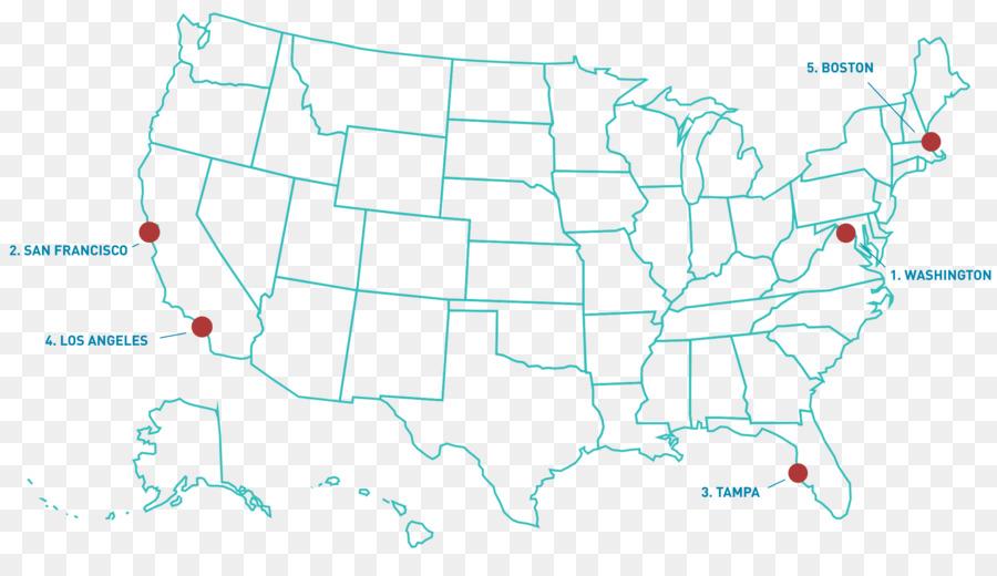 United States World map Physische Karte City map - united ...