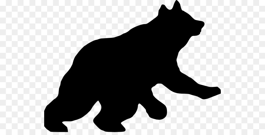 American Black Bear Grizzly Polar Clip Art