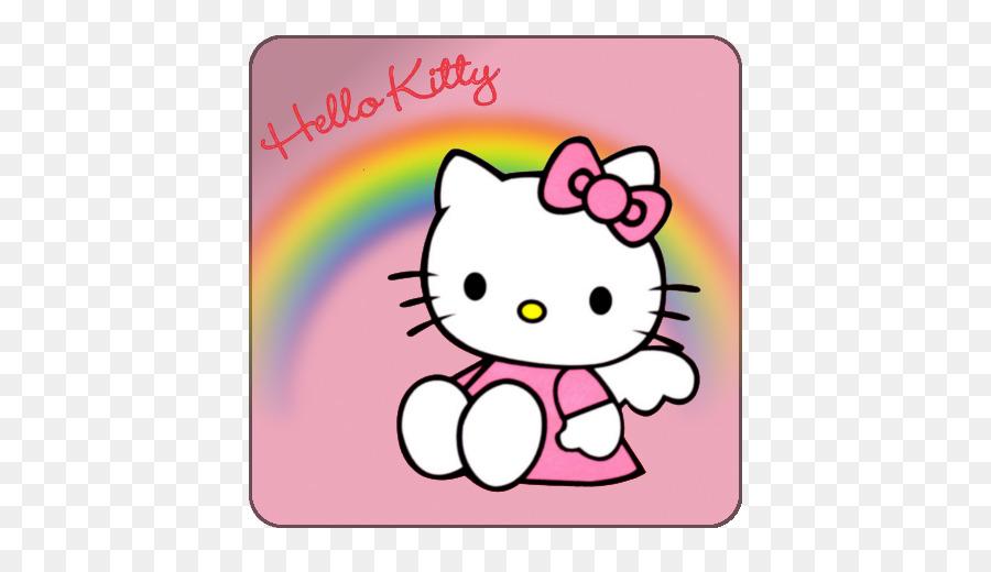 Hello Kitty Gambar Wallpaper Karakter Hello Kitty Taman Unduh