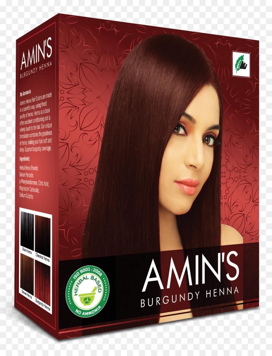 Pewarna Rambut Henna Perawatan Rambut Manusia Rambut Warna Henna