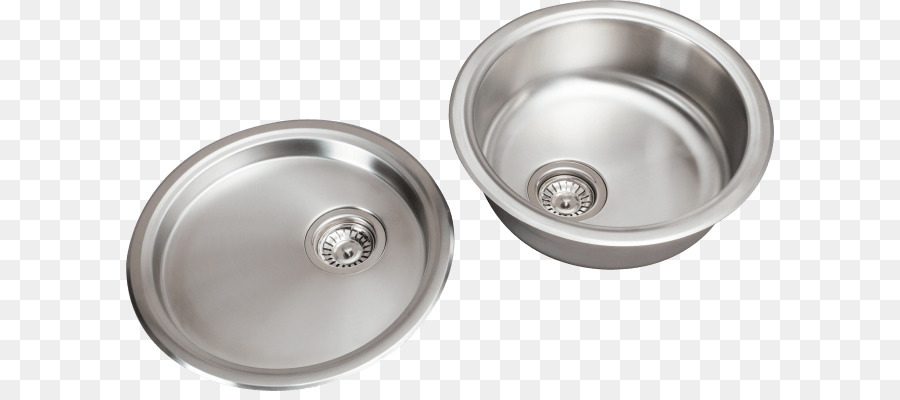 kitchen sink Stainless steel Tap Franke - Steel dish png download ...