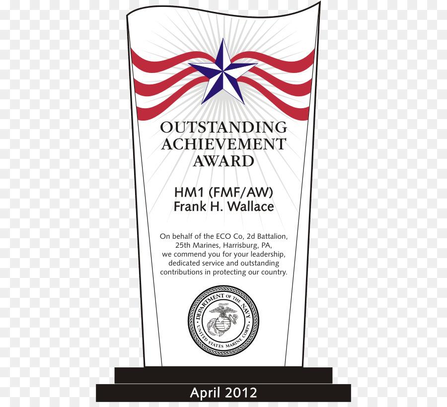 service award template commemorative plaque award png download