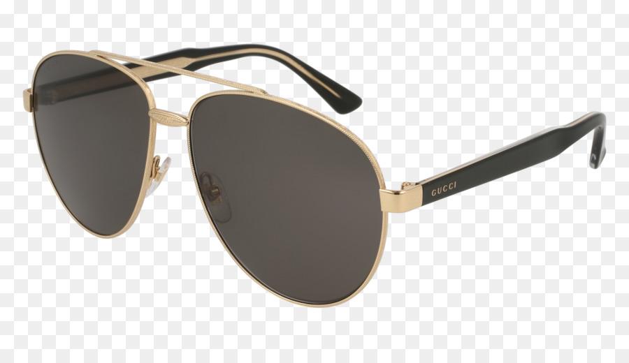 Gucci, óculos Aviador da Moda - Óculos de sol - Transparente Eyewear ... 180d7b4961