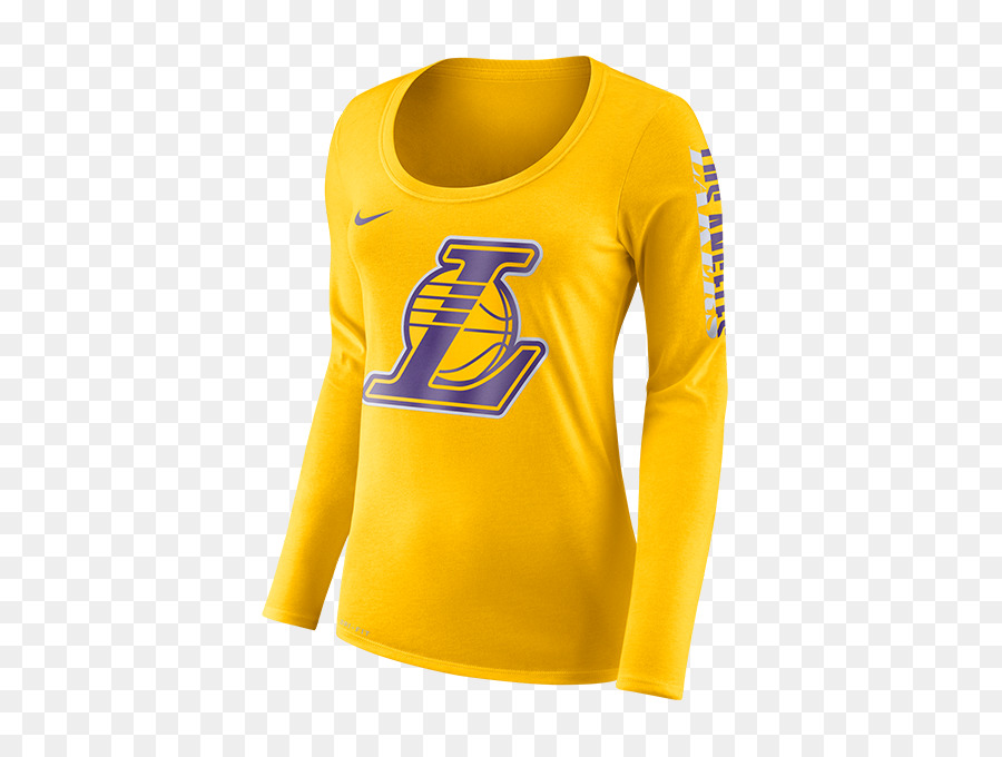 2c6867723 Los Angeles Lakers T-shirt Jersey NBA Store - T-shirt png download -  500 667 - Free Transparent Los Angeles Lakers png Download.