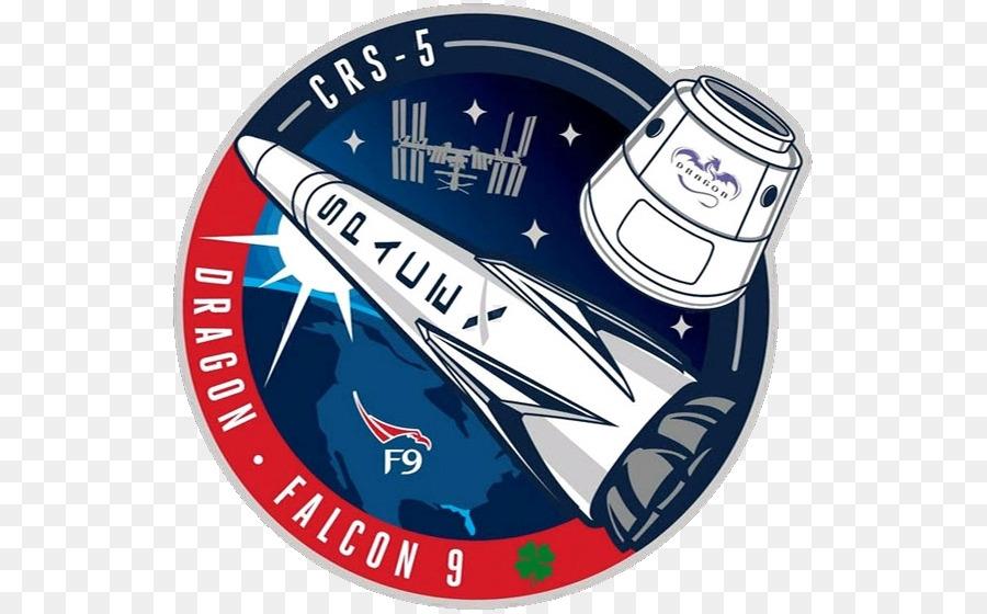 Logo Dragon png download - 585*559 - Free Transparent Spacex