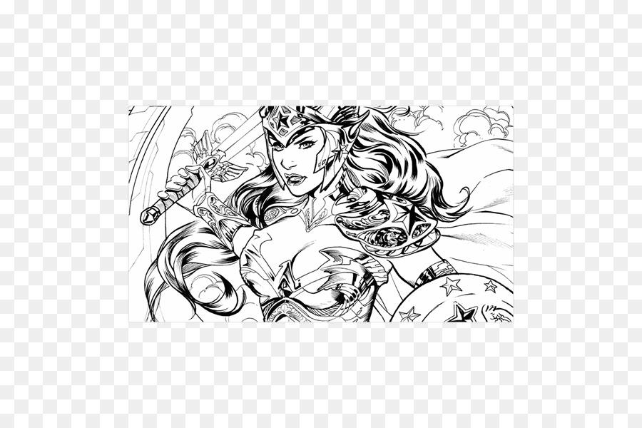 La Mujer maravilla Harley Quinn libro para Colorear de Superman ...