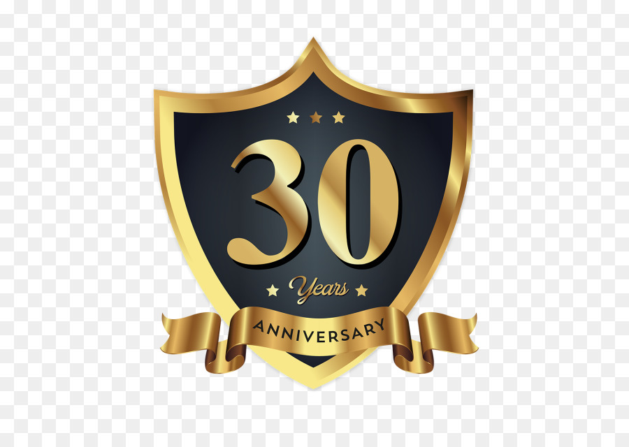 Logo Computer Icons Badge 30th Anniversary Png Download 640640