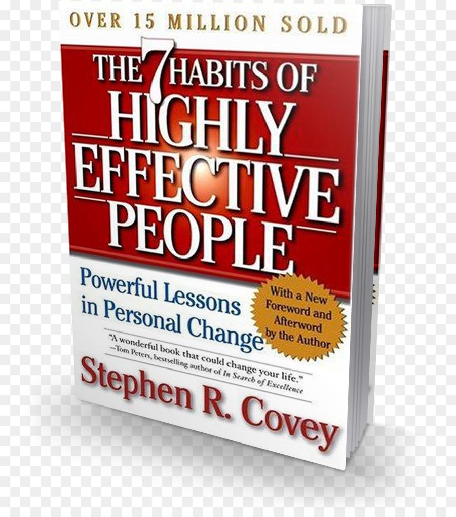 Mind map seven habits of highly effective people.