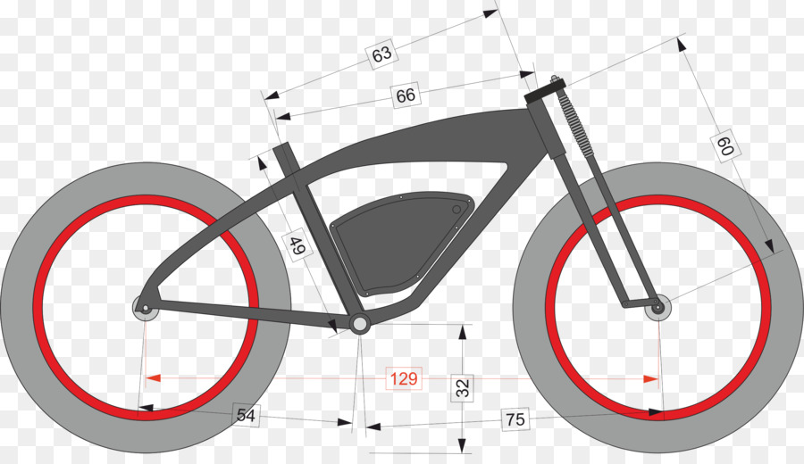 Motorized bicycle Motorcycle Electric bicycle Bicycle Wheels - Bicycle png download - 2385*1348 - Free Transparent Bicycle png Download.