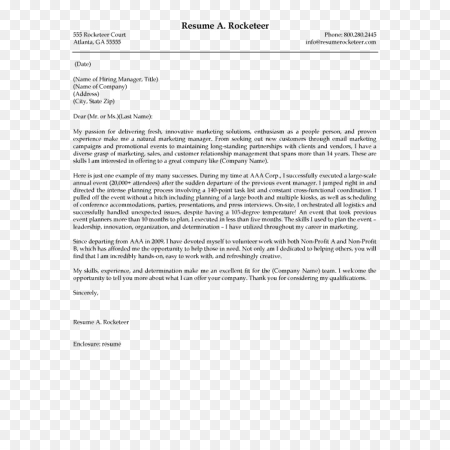 cover letter résumé application for employment letter of