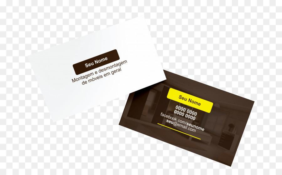 Visitenkarten Möbel Karton Film Editor Kreditkarte Kreditkarte