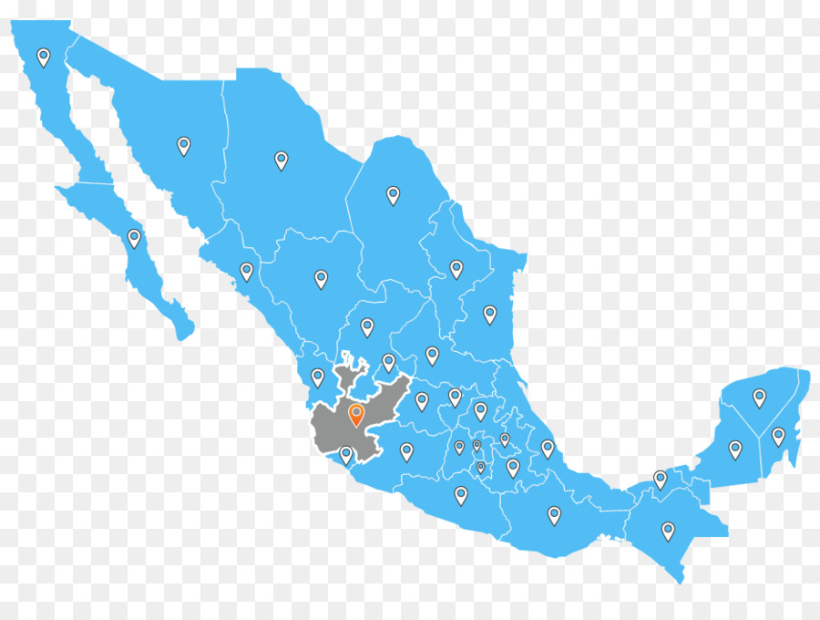 Mexico Road map United States World map - map png download - 935*692 ...