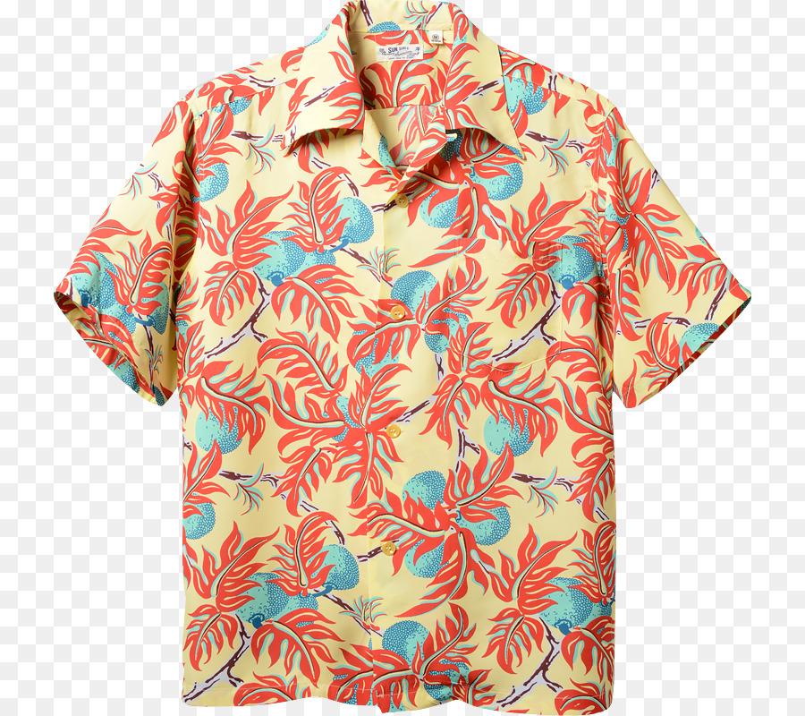395a36565 Aloha shirt T-shirt Blouse Dress - T-shirt png download - 800*800 ...