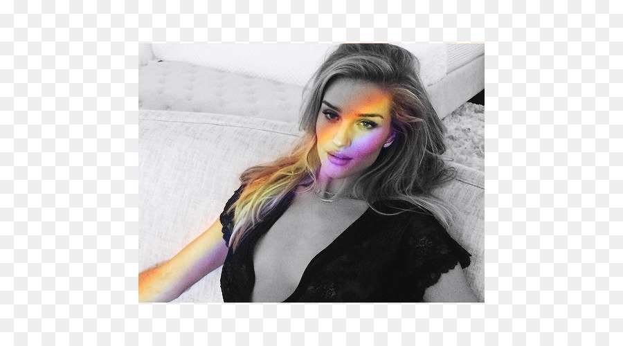 Rosie Huntington-Whiteley, Modelo de Moda, maquillaje Pelo para ...