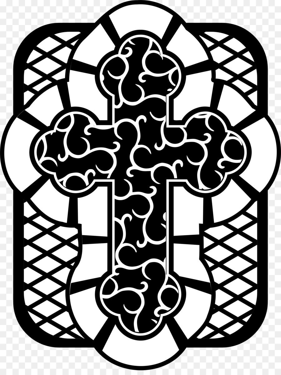 La cruz celta de Dibujo - cruz cristiana png dibujo - Transparente ...
