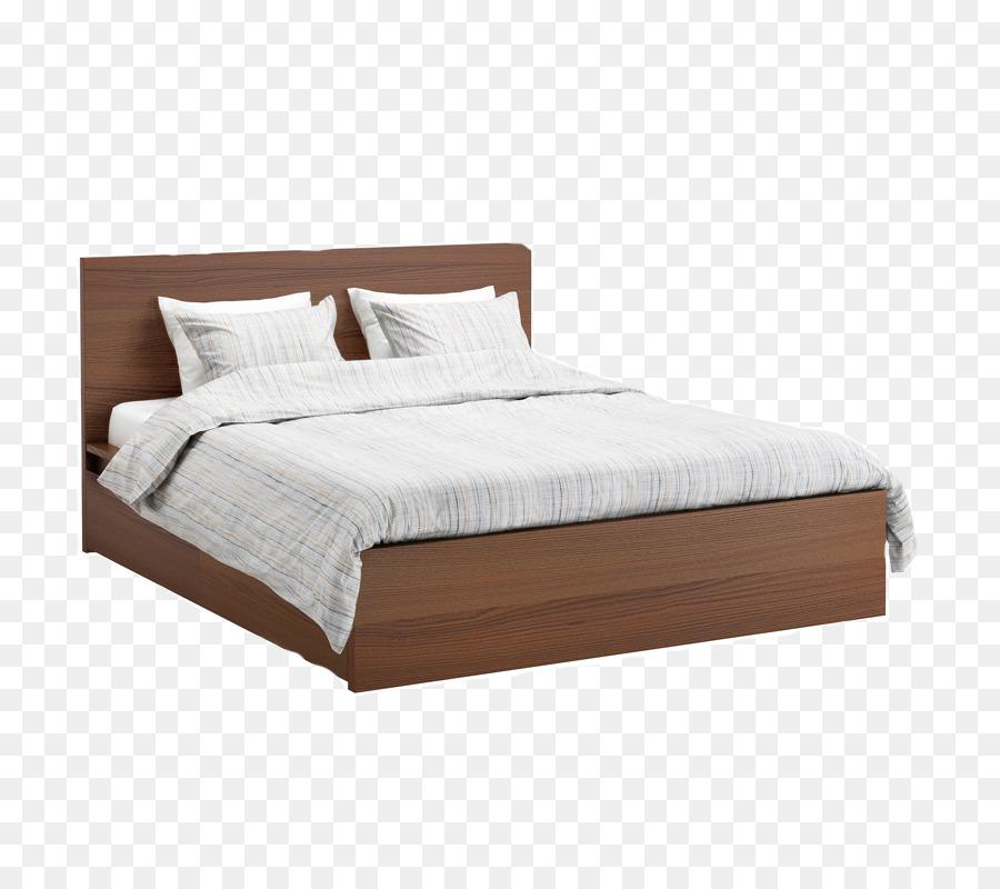 Bed frame Platform bed Furniture IKEA - bed png download - 800*800 ...