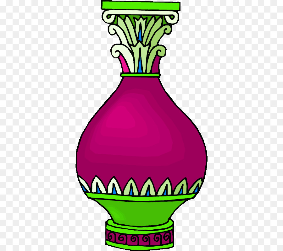 Drawing Vase Line Art Potterey Jar Png Download 420800 Free