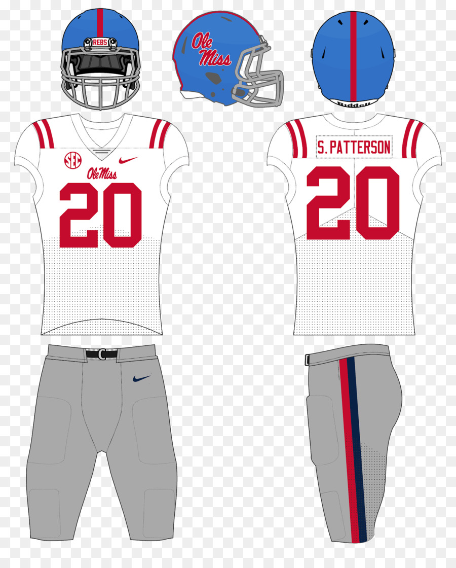 b26791c2b University of Mississippi Ole Miss Rebels football Jersey Southeastern  Conference Clip art - american football png download - 1309 1600 - Free  Transparent ...