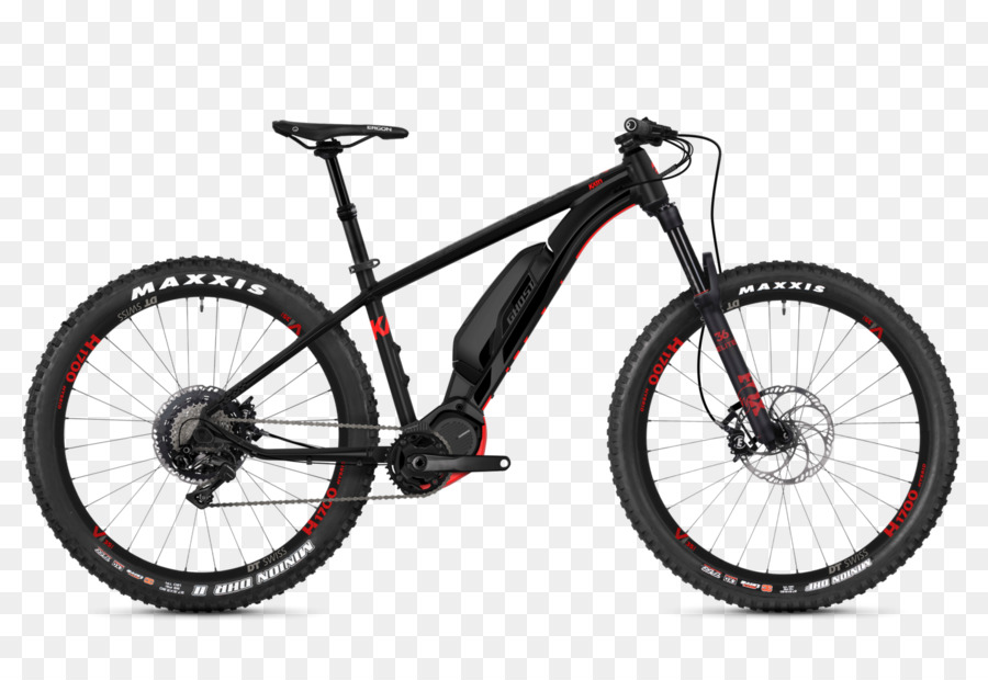 Electric bicycle Mountain bike Motorcycle Hardtail - Bicycle png ...