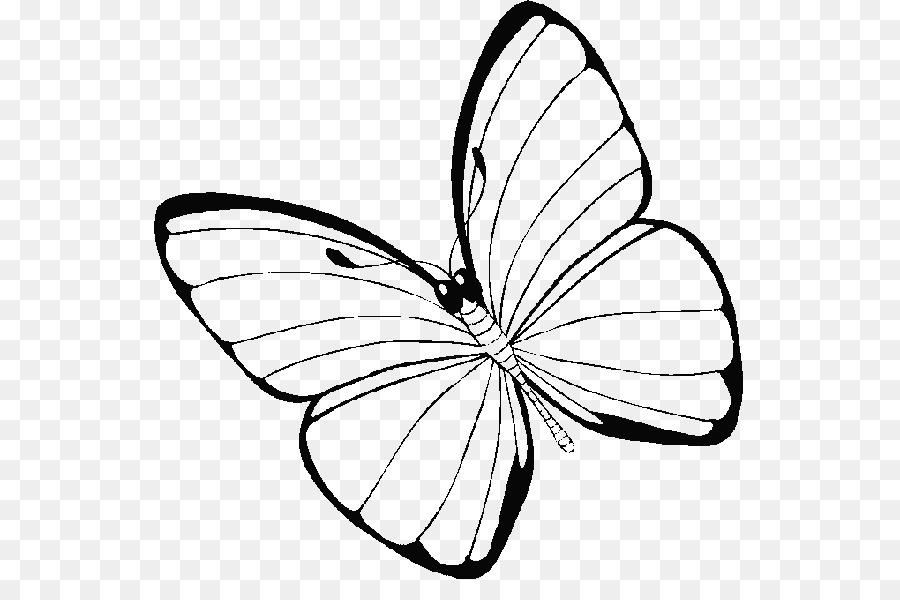 Mariposas Monarcas Para Colorear De La Mariposa Monarca Libro Para