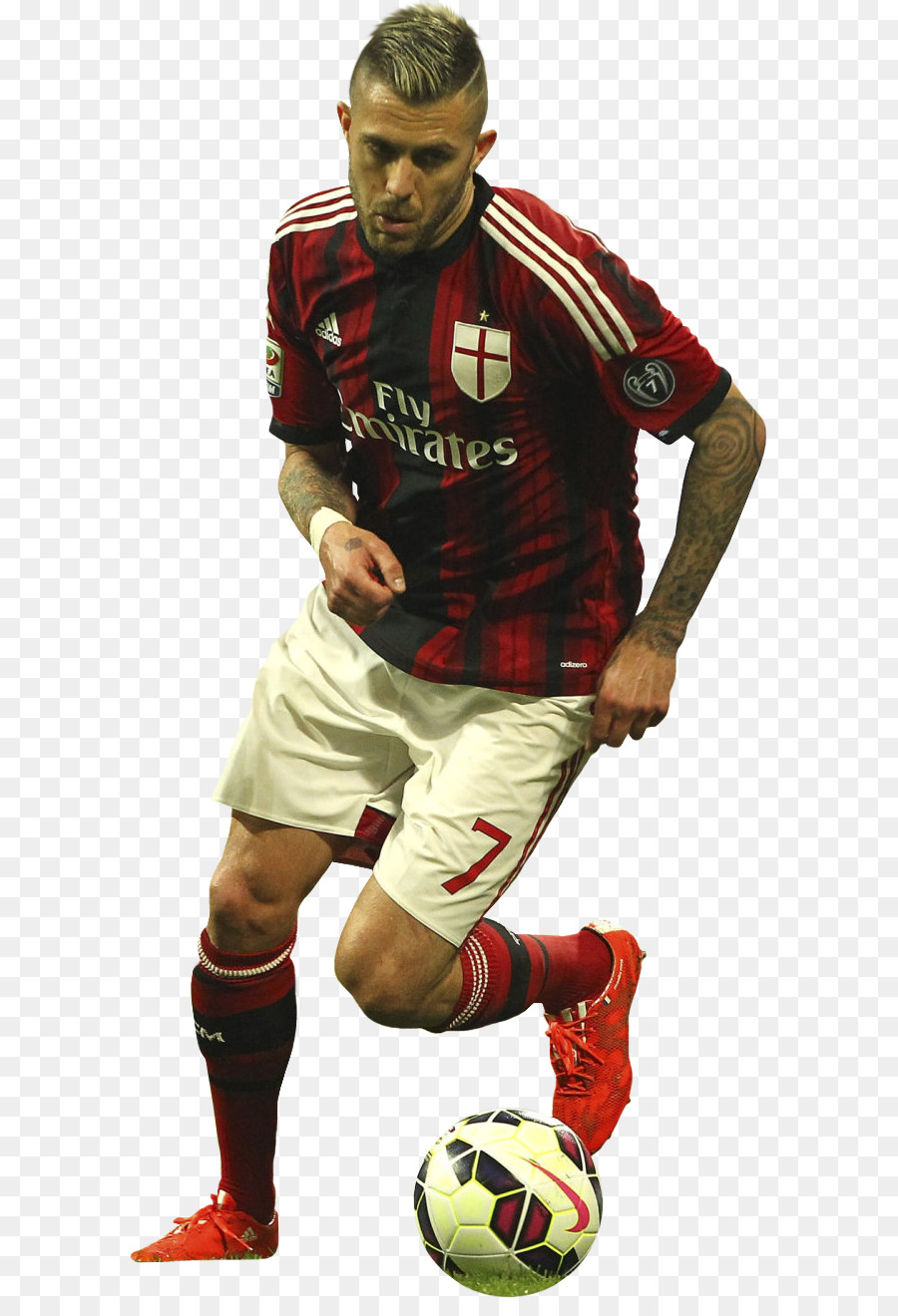 476374057 Jérémy Ménez Football A.C. Milan Team sport Serie A - football png ...