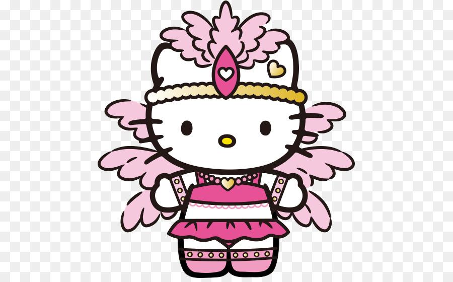 Hello Kitty Cupcake libro para Colorear Glaseado Y Guinda - pastel ...