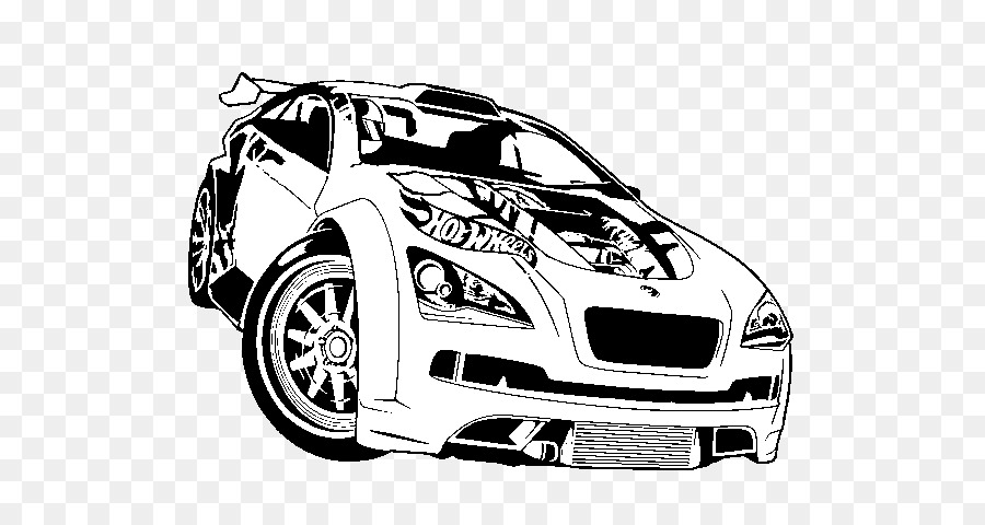 Coloring Book Hot Wheels Car Adult Hot Weels Png Download 600