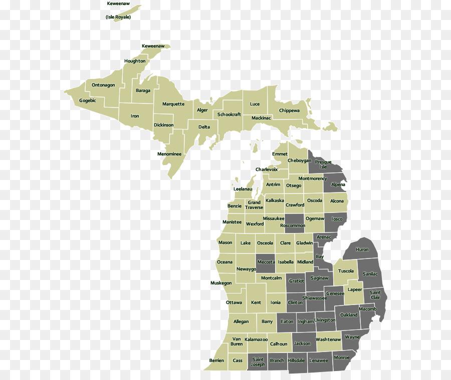 Map Of Upper Peninsula Michigan on