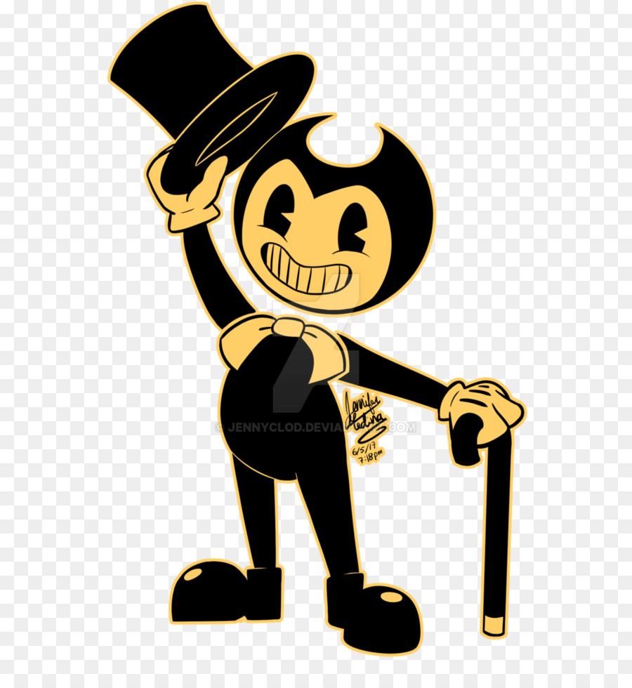 Bendy And The Ink Machine Png Download 816 979 Free