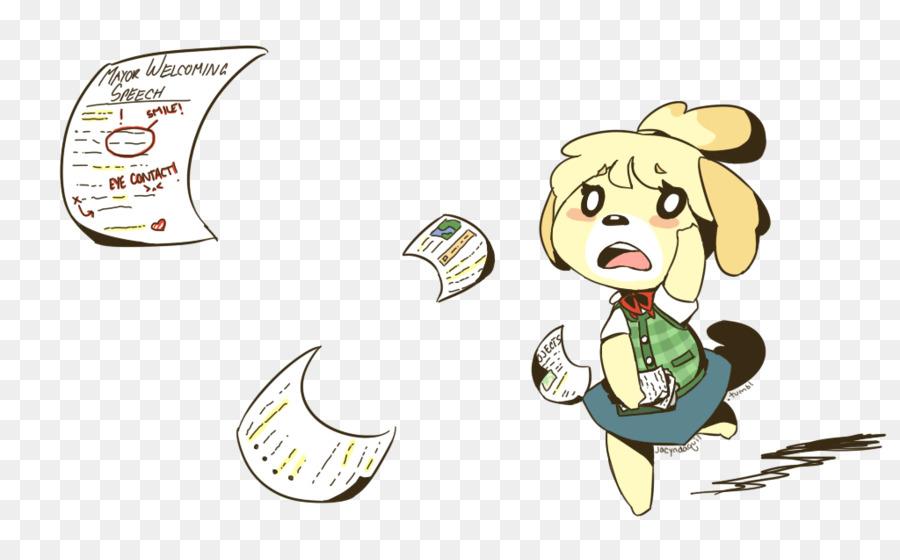 Animal Crossing: New Leaf Cartoon Tristeza Clip-art - animal
