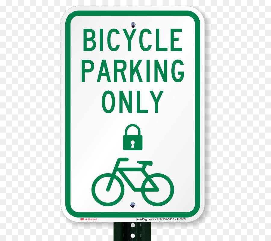 Car Park Bicycle Parking Chevrolet Bike Lane Symbol Png Download