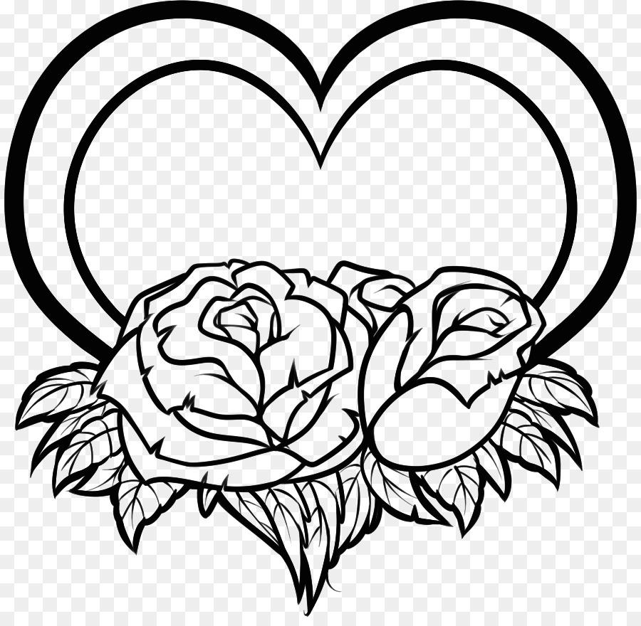 Libro de colorear para el Día de san Valentín Hijo Adulto de la ...