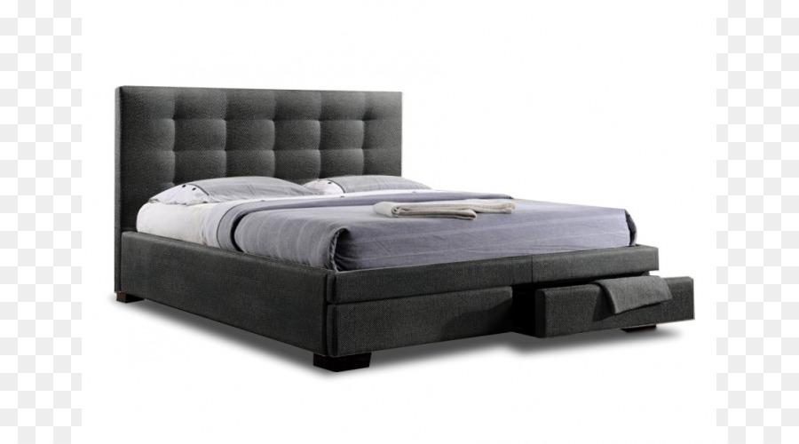 Bed frame Box-spring Sofa bed Mattress - bed Formatos De Archivo De ...