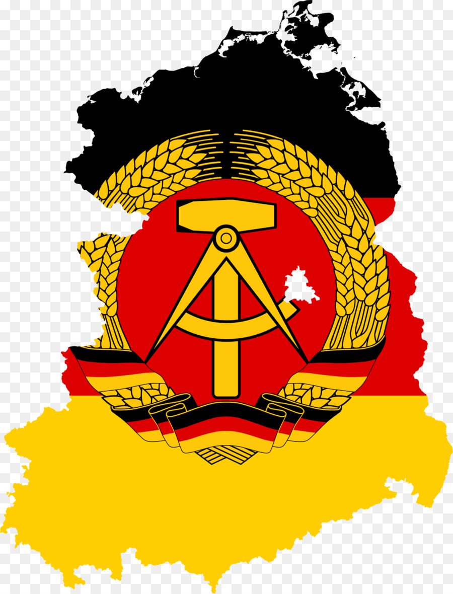 East Germany West Germany German Reunification Flag Of Germany