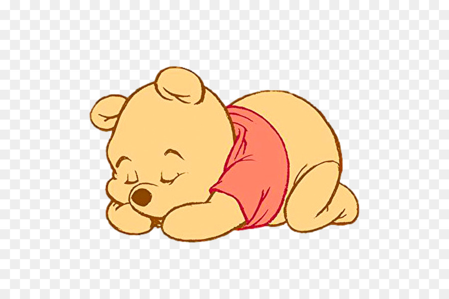 7bb11c0f9284 Winnie-the-Pooh Tigger Pooh and Friends Infant Sleep - winnie the pooh png  download - 600 600 - Free Transparent png Download.
