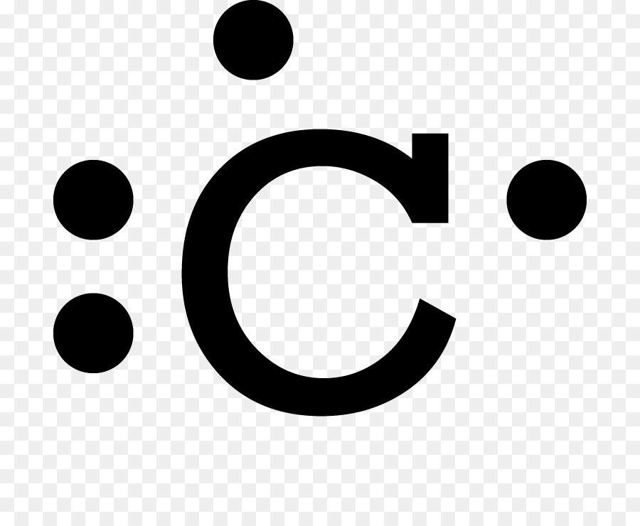 Lewis Structure Valence Electron Carbon Diagram Lewis Dot Symbol