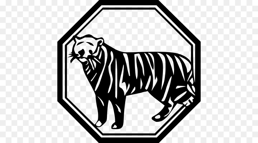 Tiger Chinese Zodiac Cat Tiger Png Download 500500 Free
