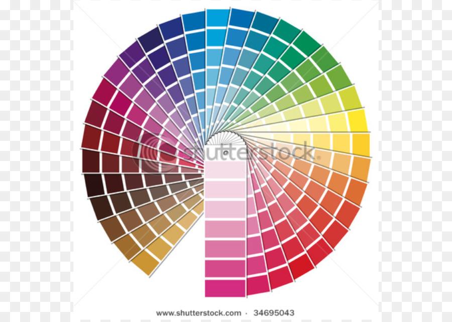 Pantone Cmyk Color Model Color Wheel Paint Png Download 1276902