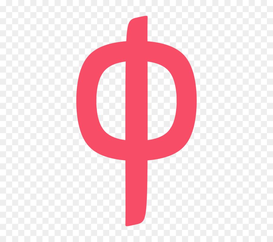Phi Greek Alphabet Letter Symbol Symbol Png Download 800800