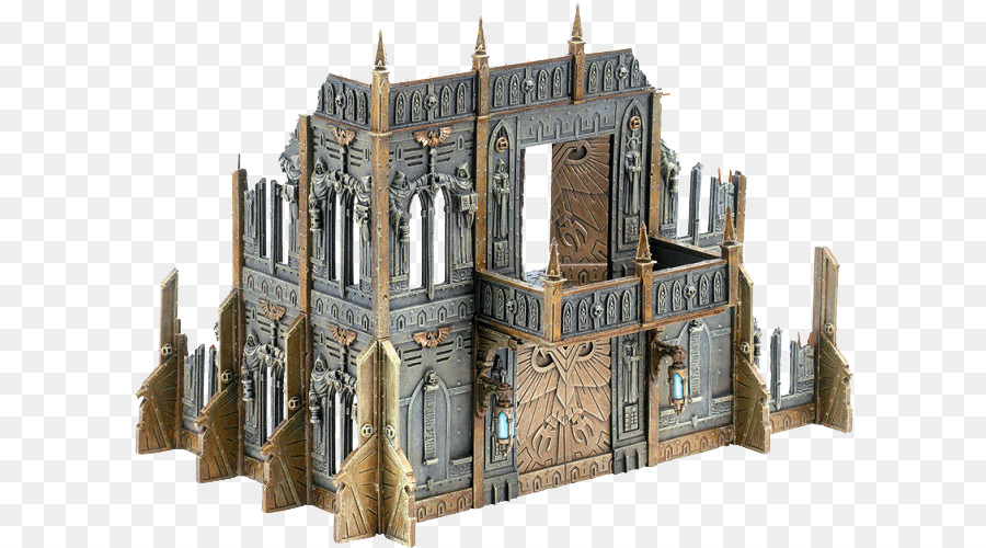 Warhammer Fantasy Battle Medieval Architecture png download - 666