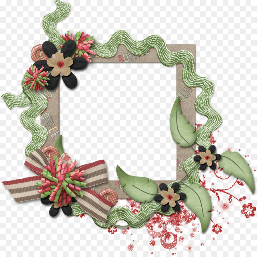 Picture Frames Digital scrapbooking - gespräch clipart png download ...
