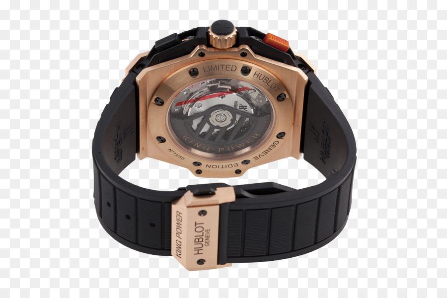 22e71c5935e Hublot King Power pulseira de Ouro - assistir - Transparente Assista ...