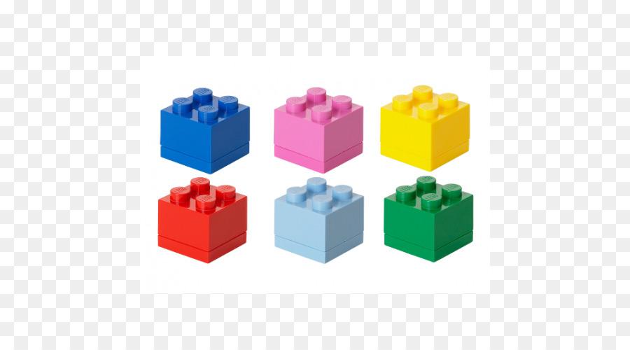 Toy Block Plastic Lego Mini Box 4 Boeing X 46 Lego Lunch Box